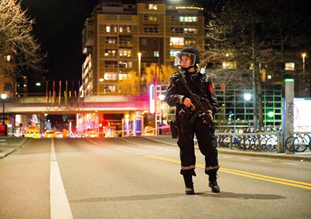 媒体:挪威拘留一名涉嫌用刀袭击的俄罗斯人