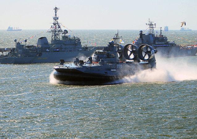 「葉夫根尼•科切什科夫」號小型氣墊登陸艦