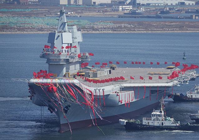 為何「遼寧」艦開往香港?
