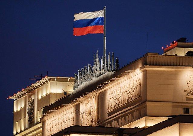 俄国防部否认对叙居民点实施打击的消息