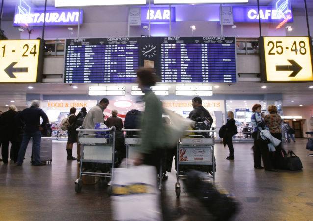 俄五大航空公司2017年上半年客運量增加19%