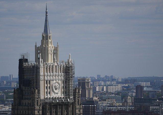俄外交部:莫斯科對朝鮮頻繁導彈試驗表示關切