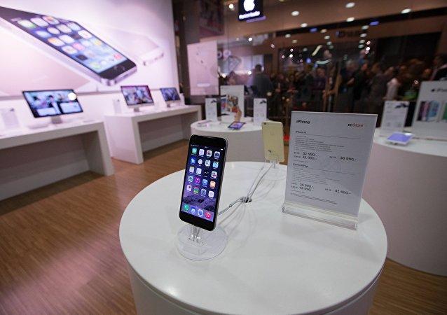 俄最高法院拒绝在全国境内禁售苹果手机