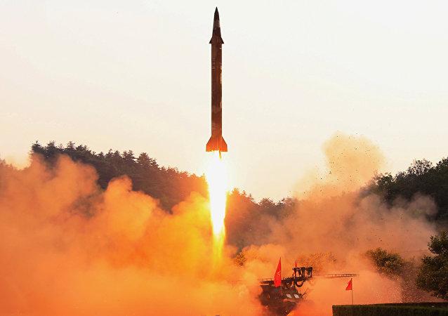朝鮮或在不久的未來發射洲際彈道導彈