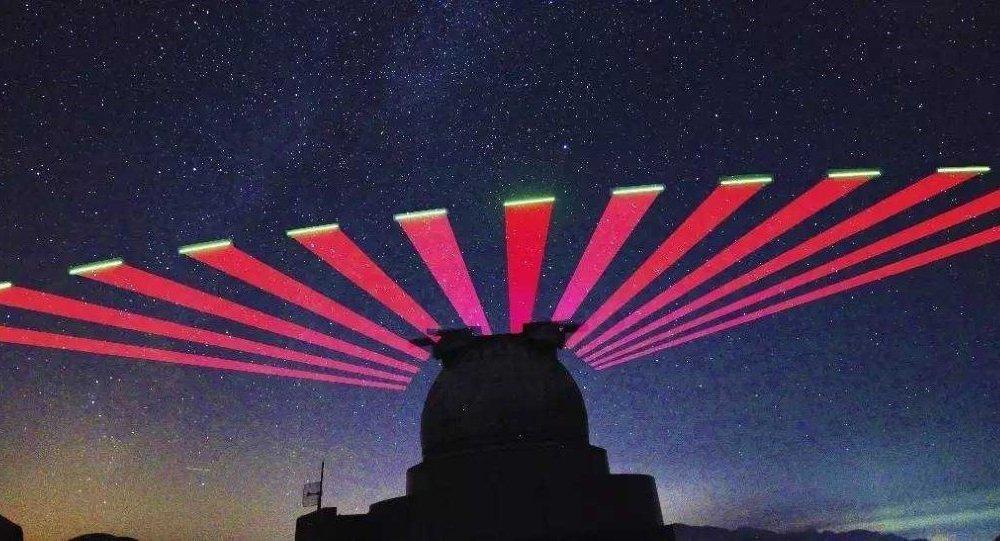 中国科学家成功验证构建天地一体化量子通信网络的可行性