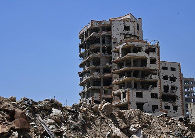 《華爾街日報》:俄美就敘利亞問題已進行「秘密談判」