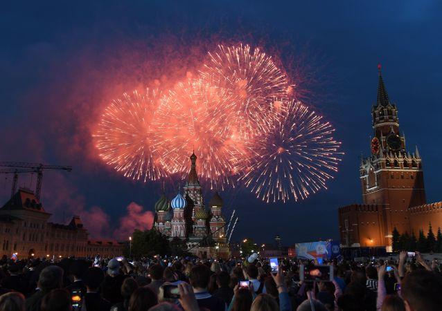 美國向俄羅斯延遲祝賀俄羅斯日