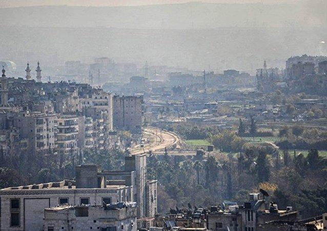 俄國防部:阿勒頗和平脆弱 西部和北部恐怖分子高度聚集