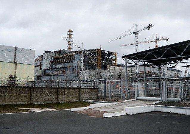 切爾諾貝利核電站