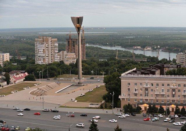 俄顿河畔罗斯托夫市与烟台将成为友好城市