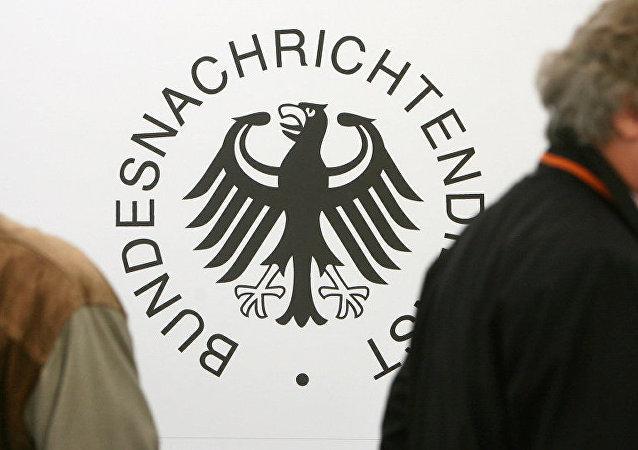 Эмблема разведывательной службы Германии
