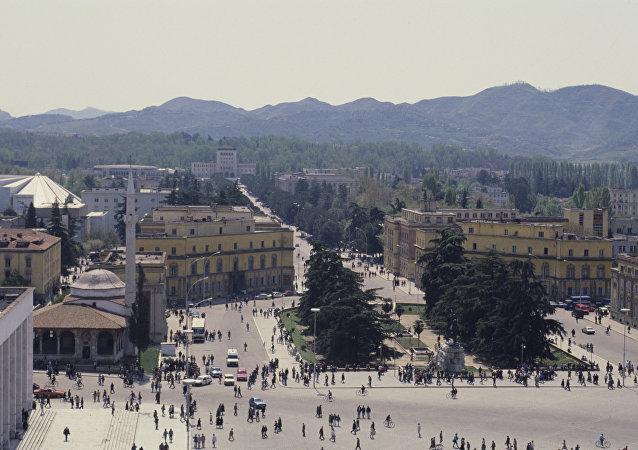 地拉那,阿尔巴尼亚首都