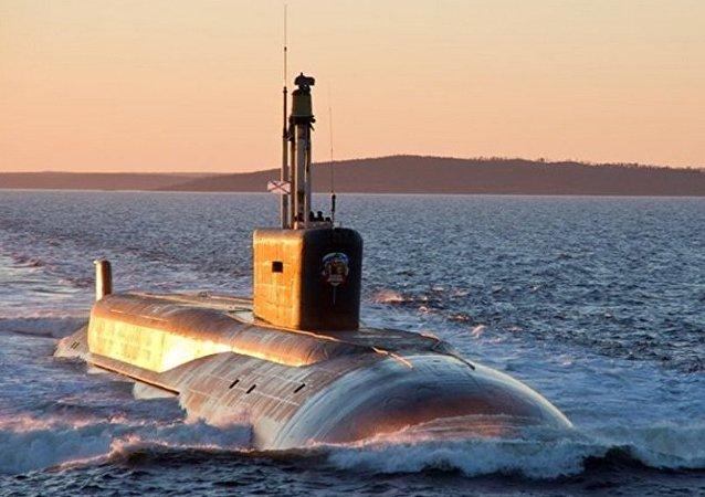 955A型「北風之神」級核潛艇