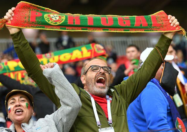 葡萄牙国家足球队用俄语致感谢词