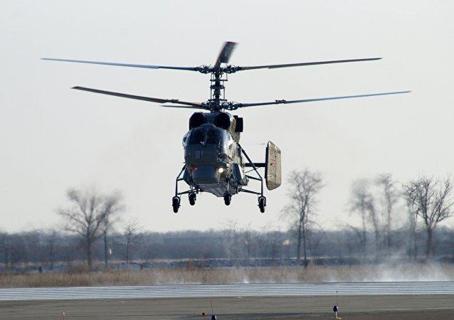 卡-27直升機
