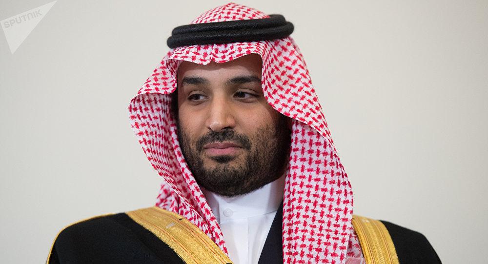 沙特王储穆罕默德.本.萨勒曼