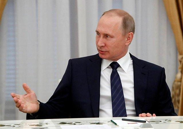 普京:貿易保護主義正成為常態 制裁系其變相形式