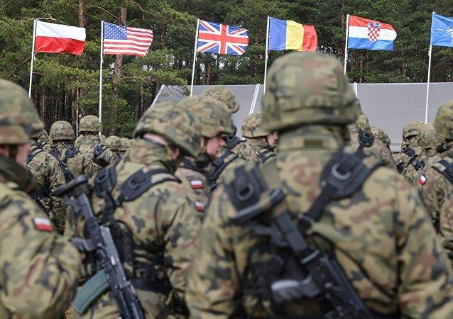 白宫:美国希望所有北约成员国能在2024年前将其防务开支提高到GDP的2%