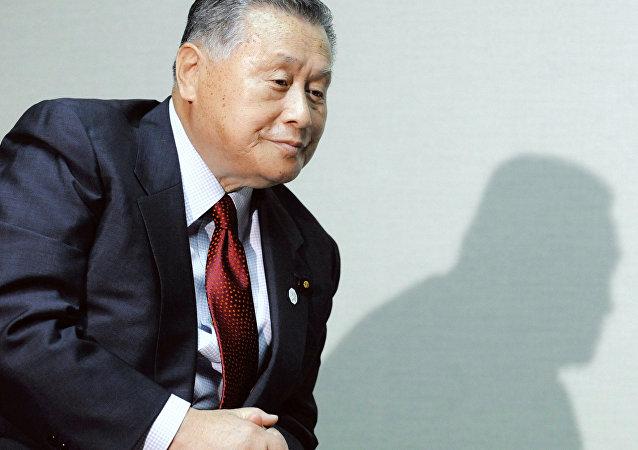 Экс-премьер-министр Японии Иосиро Мори