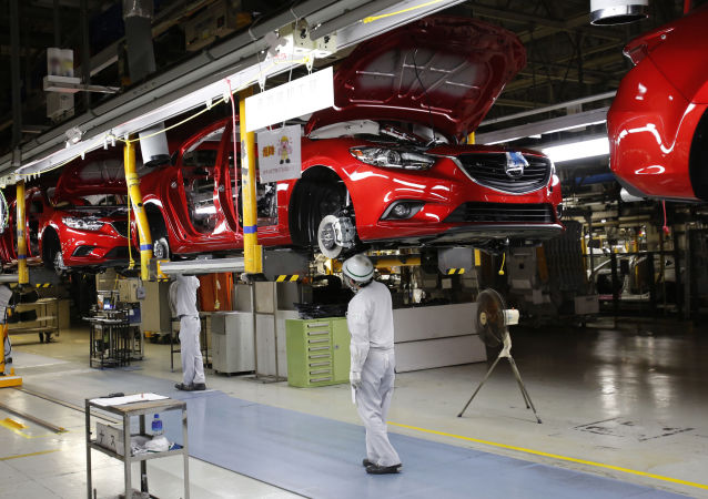 新款馬自達6開始在俄符拉迪沃斯托克馬自達-索萊爾汽車廠批量生產