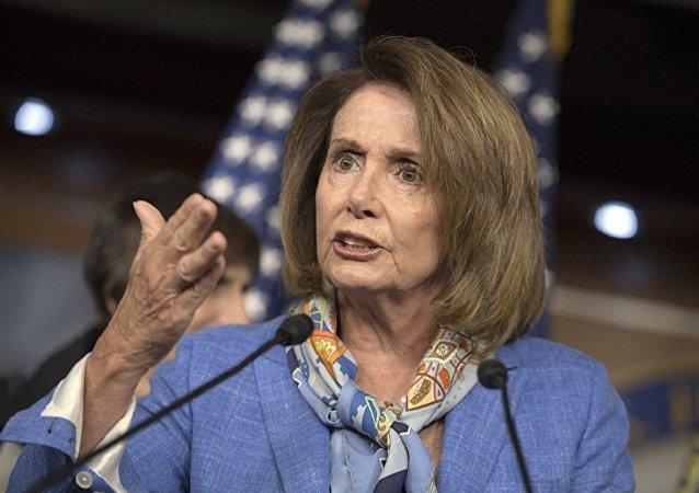 美國國會眾議院議長南希∙佩洛希