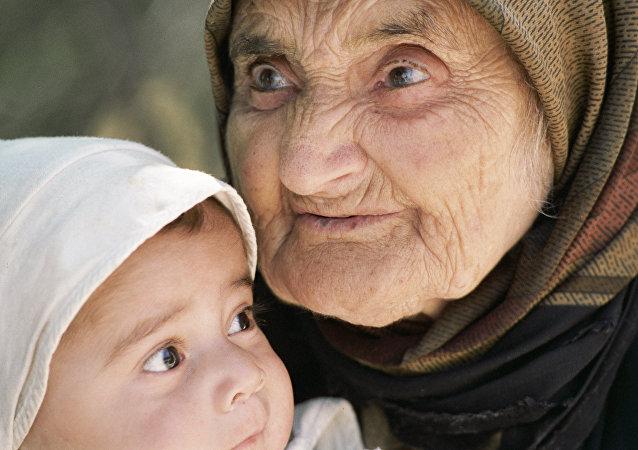 俄羅斯大壽星就生活在北高加索