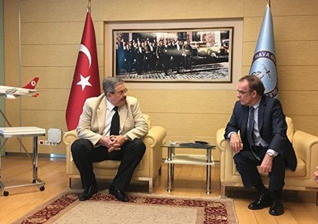 俄駐土耳其大使館稱新任大使已抵達安卡拉