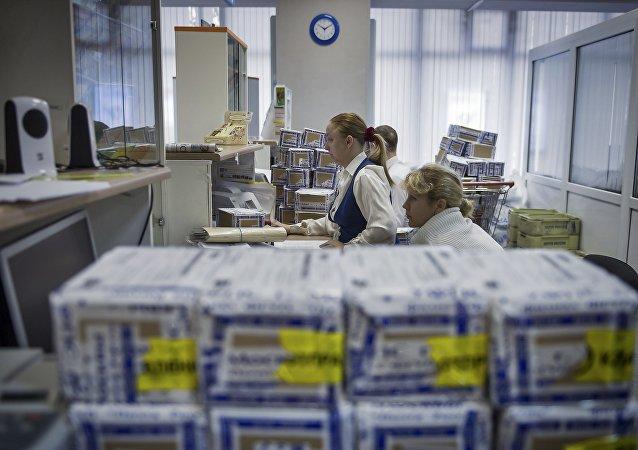 俄羅斯郵政公司將擴大與菜鳥網絡的夥伴關係