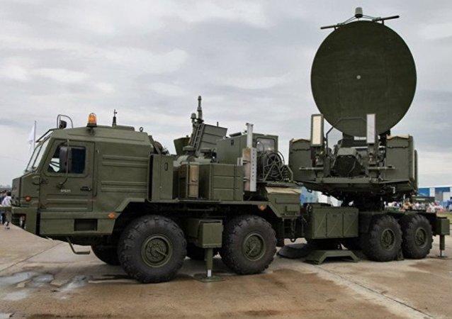 俄测试能够阻断空天打击的电子战系统