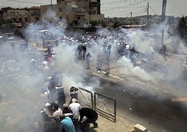 耶路撒冷騷亂
