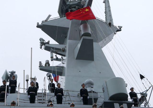 中國海軍(資料圖片)