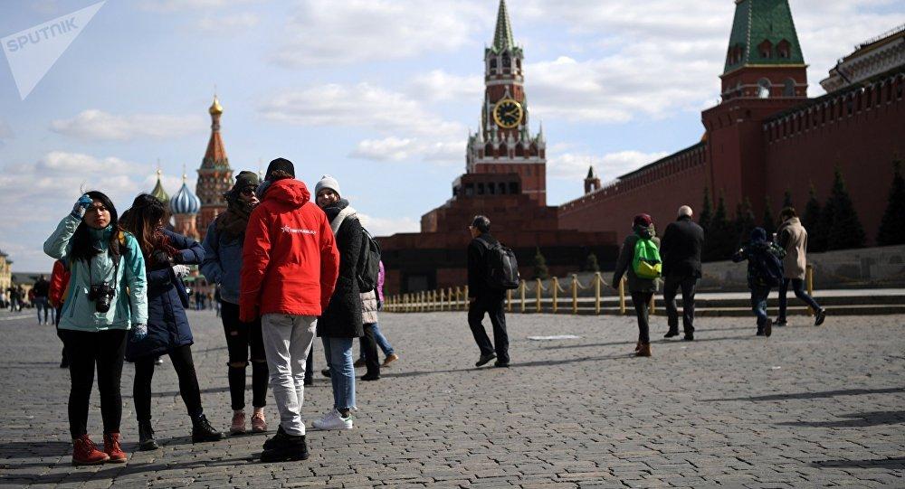 普京:俄對積極發展與各大洲所有國家的關係感興趣