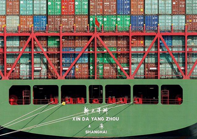 俄媒:美國是否將對中國商品設置關稅壁壘?