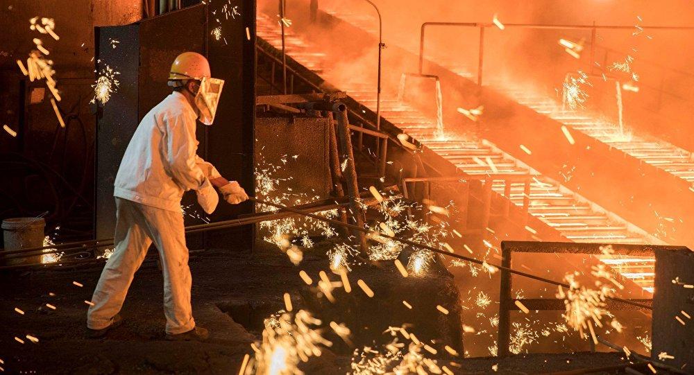 中国统计局:8月份中国规模以上工业增加值同比增长5.3%