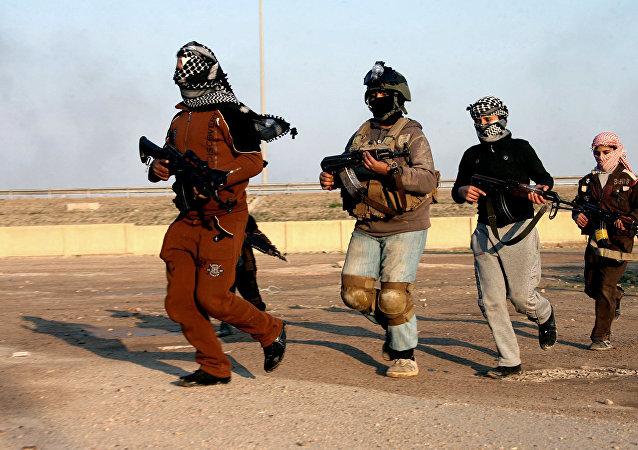 「伊斯蘭國」武裝分子