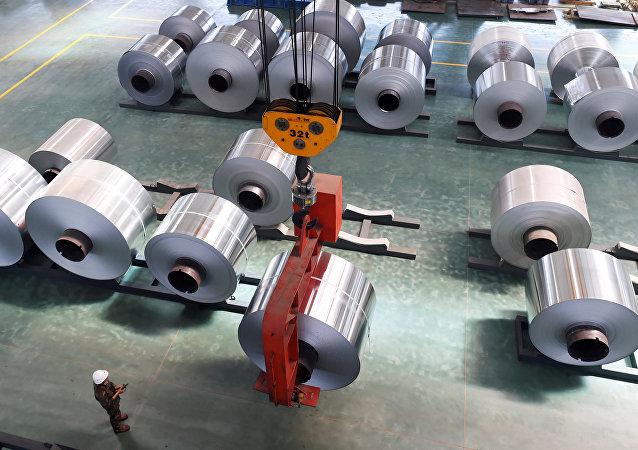中俄就加强铝工业合作达成多项共识