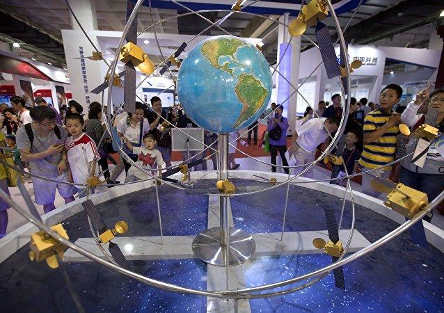 同格洛纳斯的合作将把北斗提升到全球卫星定位系统之列