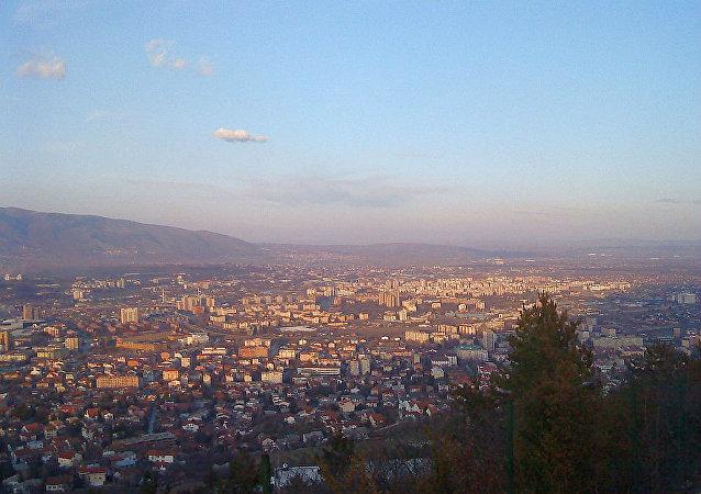 北馬其頓首都斯科普里