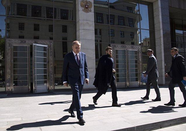 克宮:俄駐美大使滿懷工作熱情前往華盛頓 有很多工作要做