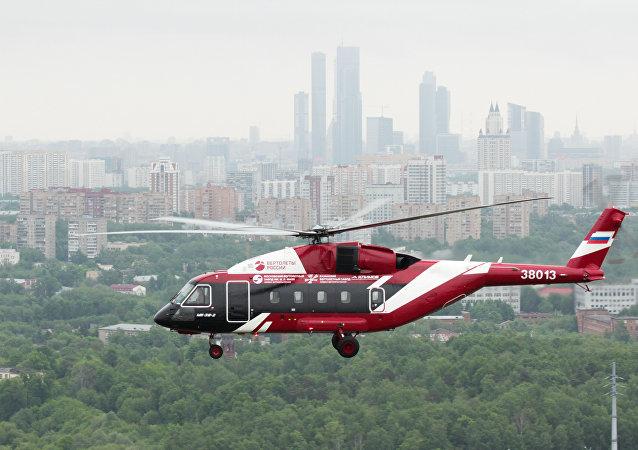 米-38直升机