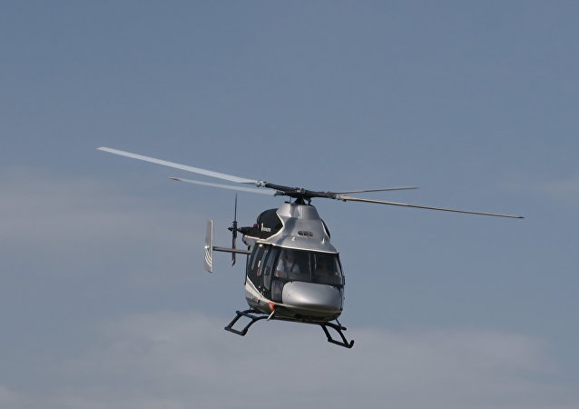 升级后的俄安萨特-M直升机将亮相珠海航展