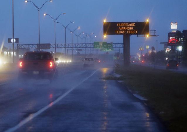 美國哈維颶風的保險理賠總額估計為12至23億美元