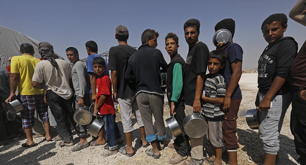 俄外交官:西方準備犧牲人道主義援助敘利亞機制 只為其制裁不受譴責