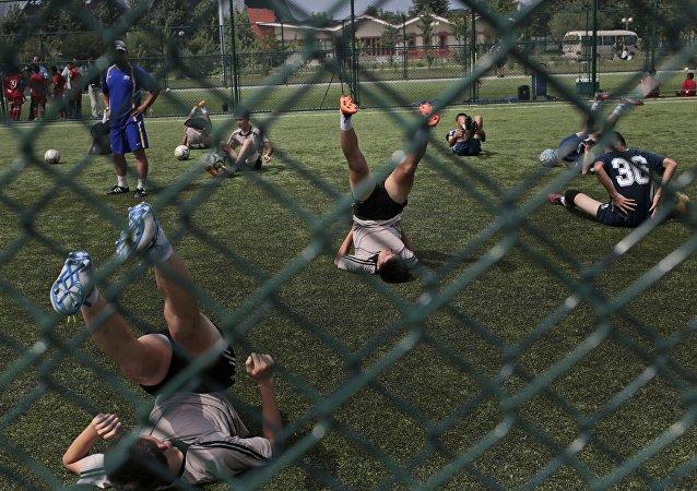 朝鲜国足拒绝参加2022世界杯预选赛