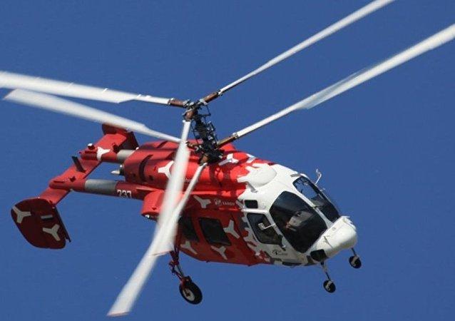 """""""俄罗斯直升机""""控股公司积极评价与中国的合作"""