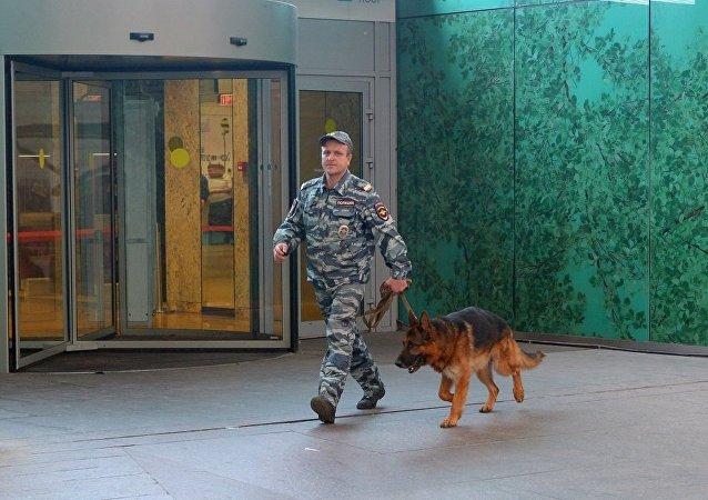 """俄新西伯利亚州燃料动力综合体设施收到""""炸弹威胁""""信息"""