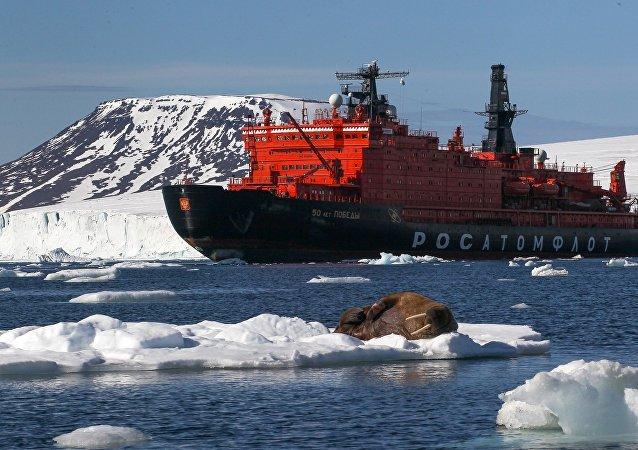 美官员:利益分歧会阻碍中俄北极合作