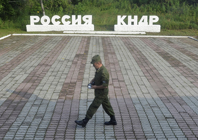 近1000名朝鲜人在朝方边界关闭后滞留在俄滨海边疆区