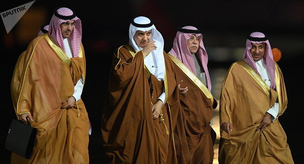 沙特國王隨從下榻莫斯科帶有東方奢華風格的酒店