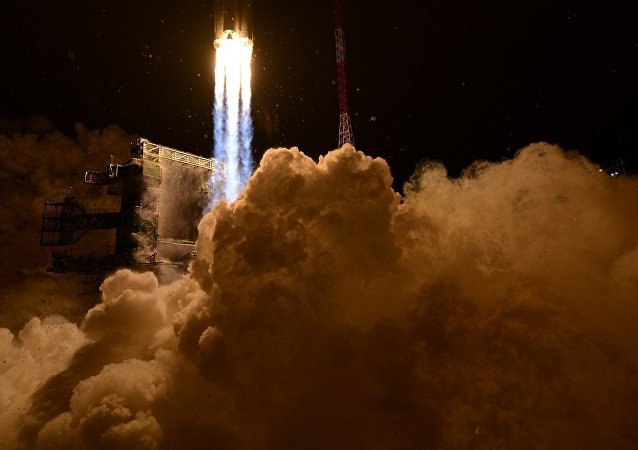 """苏联""""能源""""火箭的设计师赞成研制甲烷探月火箭"""